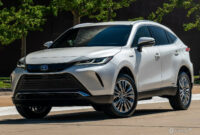 images toyota harrier 2022