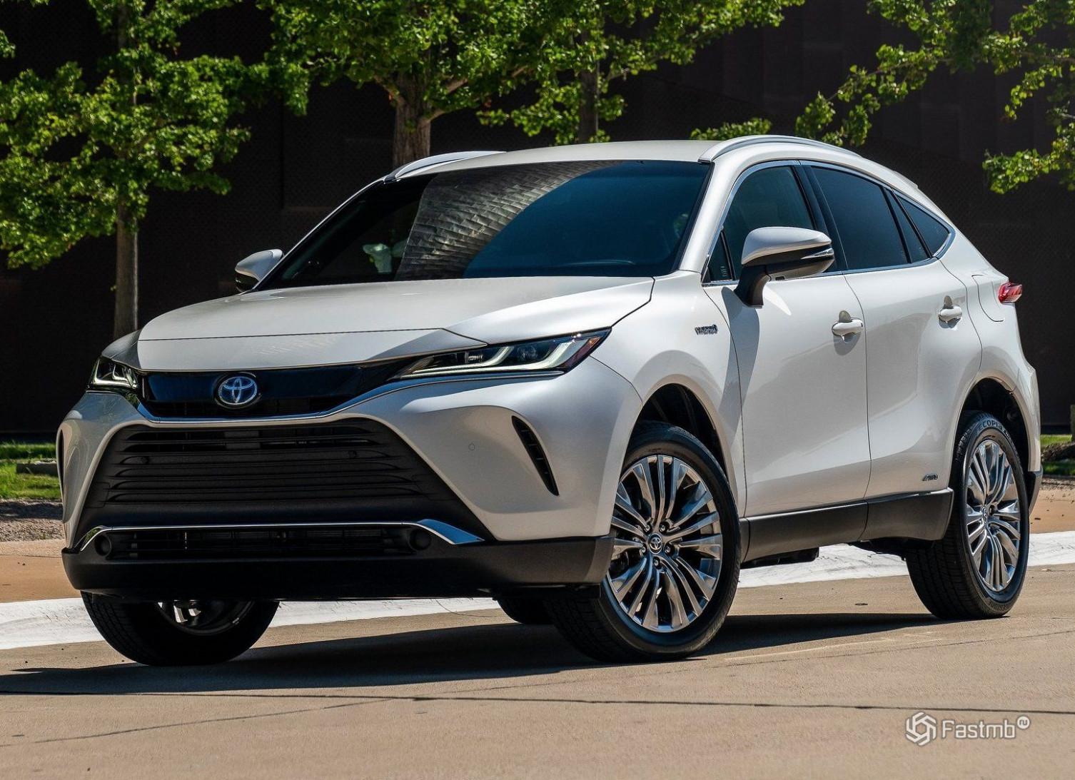 Rumors Toyota Venza 2022