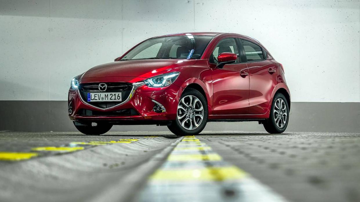 First Drive Yaris 2022 Mazda 2