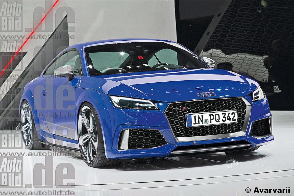 Review 2022 Audi TT