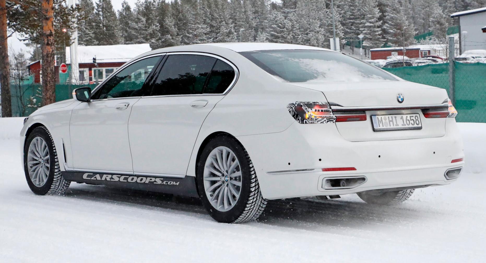 Performance 2022 BMW 750Li