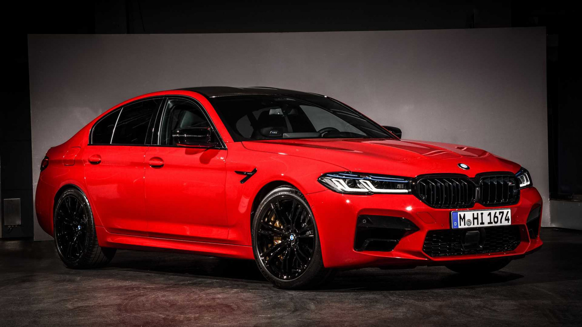 First Drive 2022 BMW M5 Get New Engine System