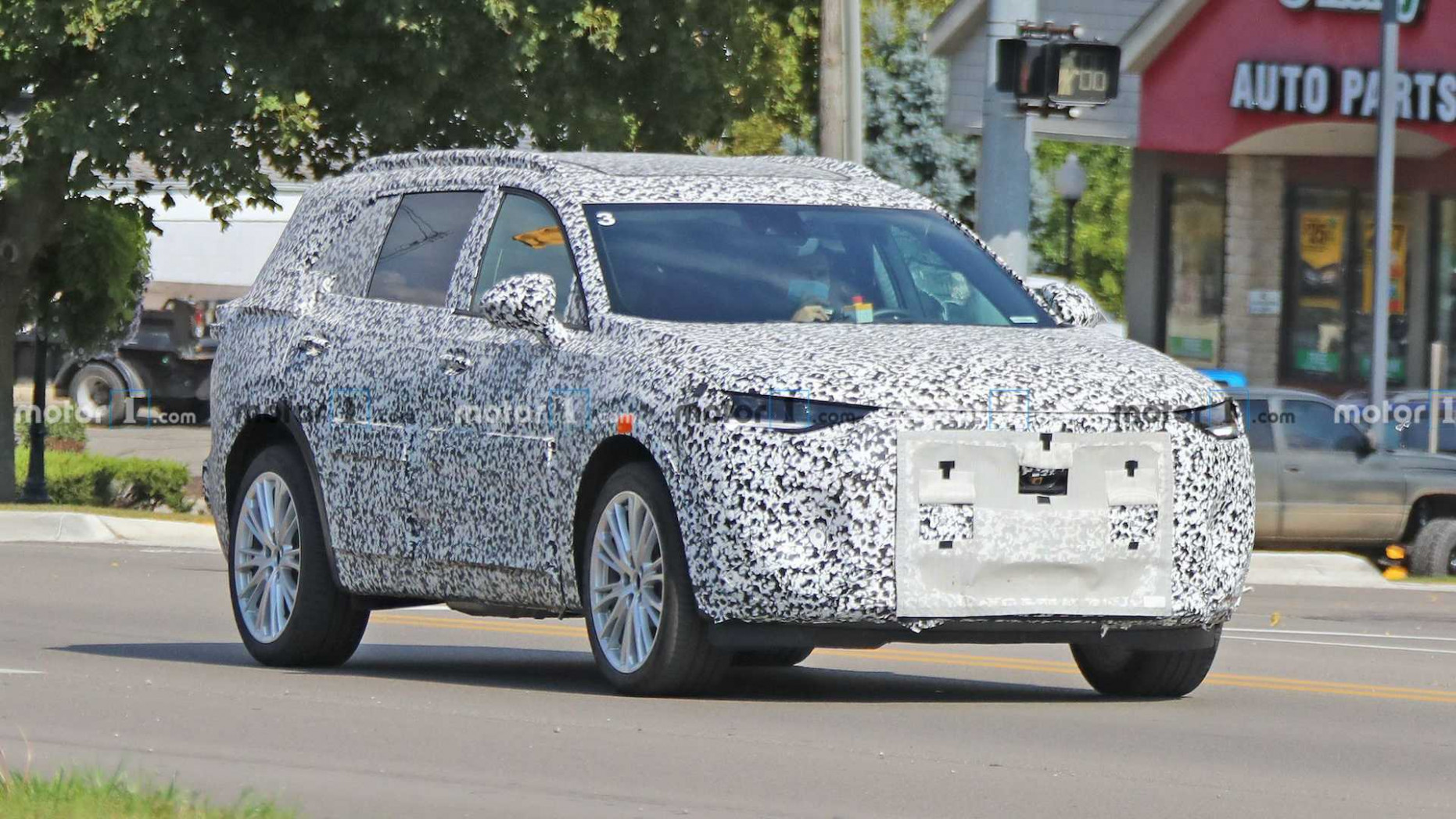 Picture 2022 Buick Envision