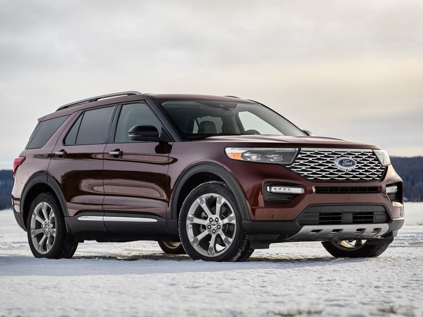 New Model and Performance 2022 Ford Explorer Interior