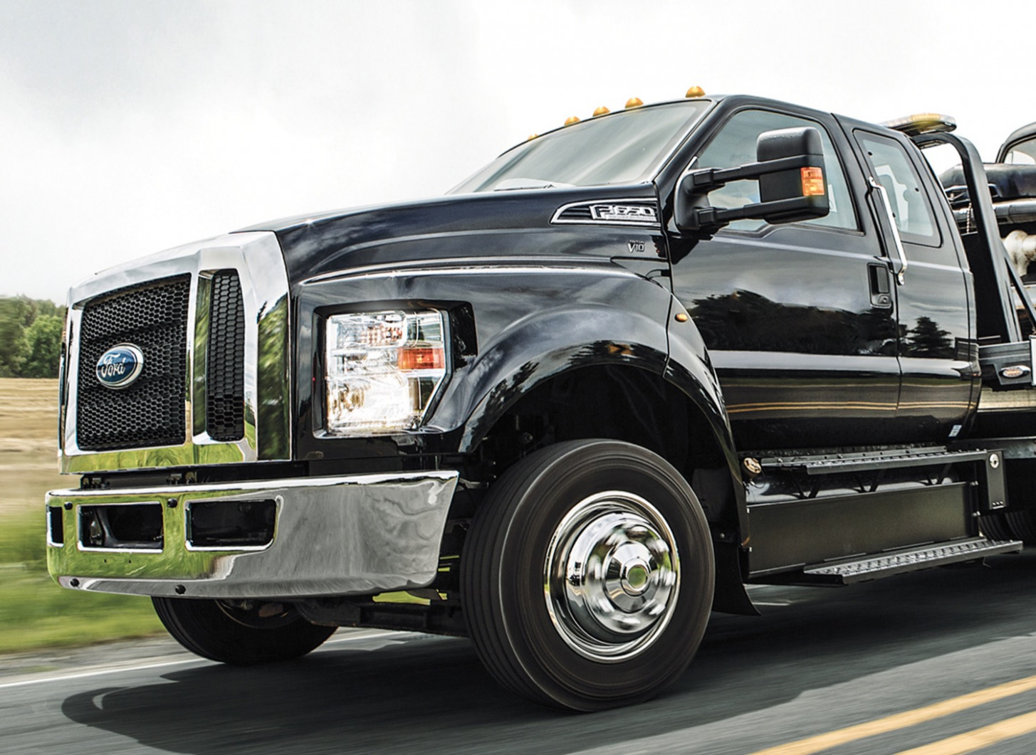 Price 2022 Ford F650
