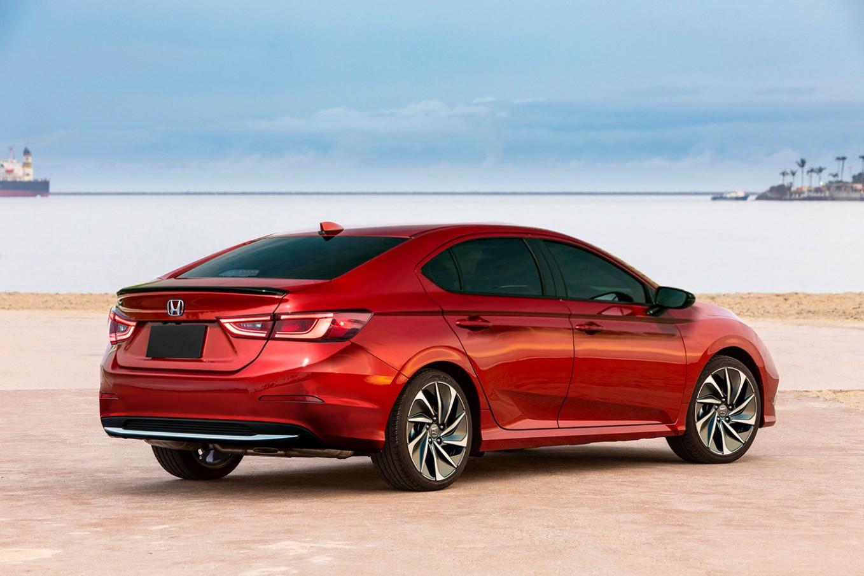 First Drive 2022 Honda Insight