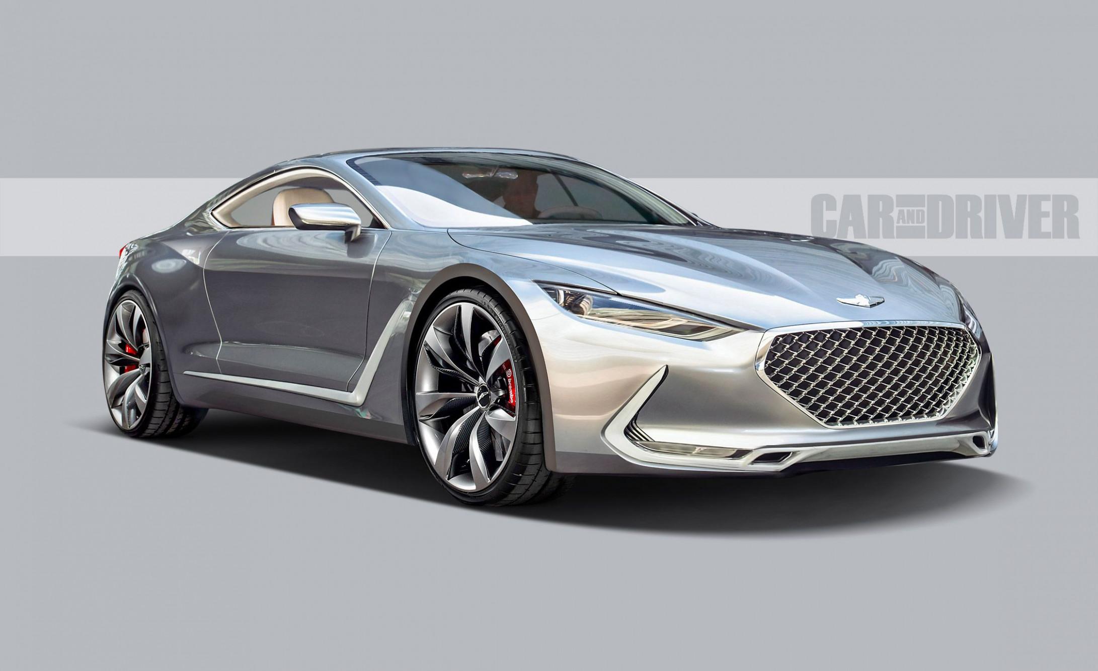 History 2022 Hyundai Genesis Coupe