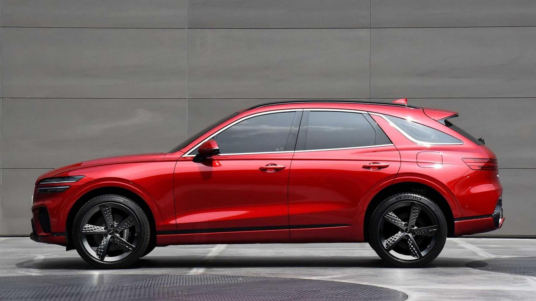 Redesign and Concept 2022 Hyundai Genesis