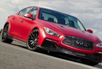 interior 2022 infiniti q50 coupe eau rouge