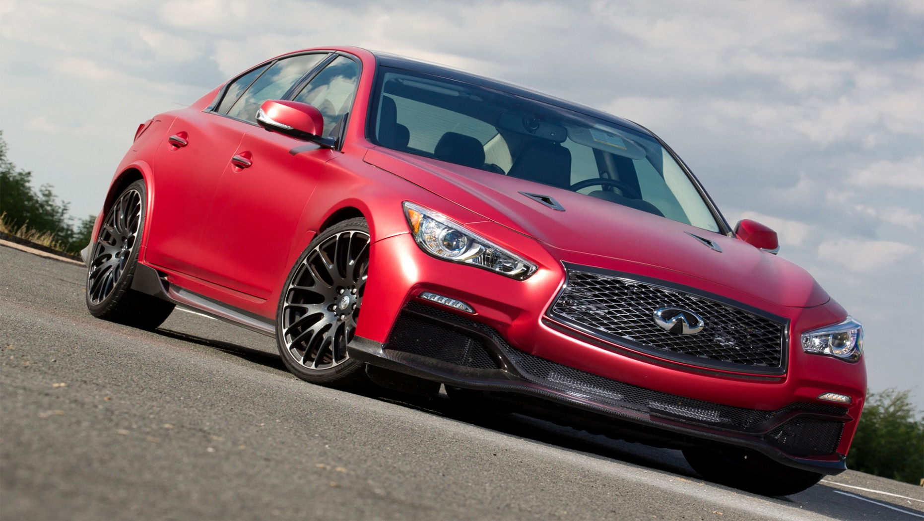 Redesign and Concept 2022 Infiniti Q50 Coupe Eau Rouge