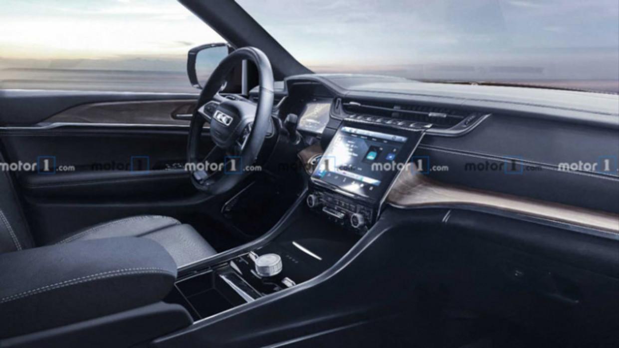 First Drive 2022 Infiniti Q50 Interior