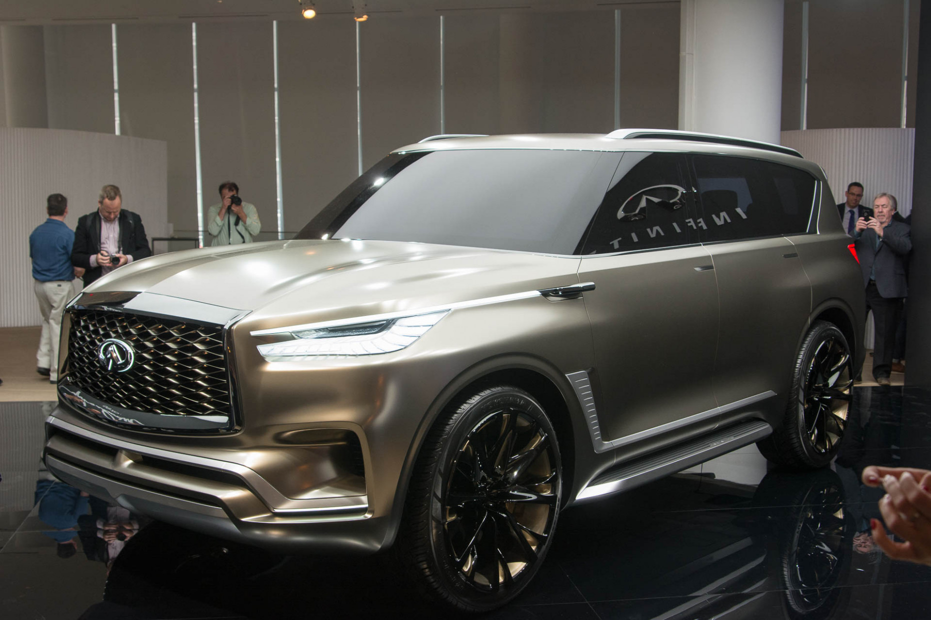 Release Date and Concept 2022 Infiniti Qx80 Msrp
