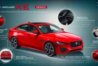 interior 2022 jaguar xe
