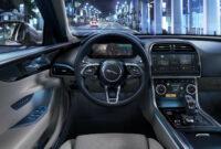 interior 2022 jaguar xe review