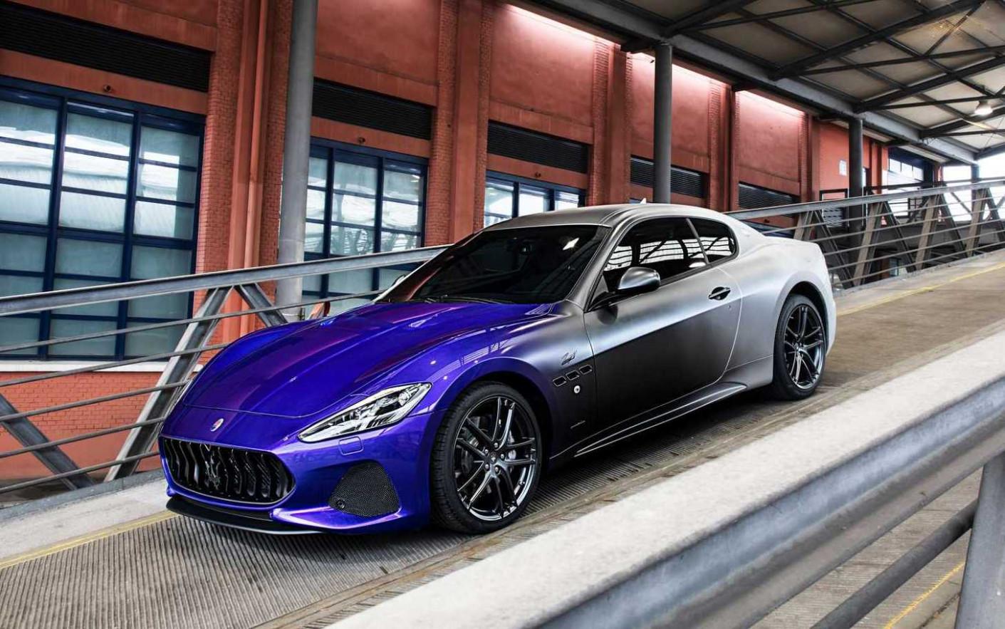 Spy Shoot 2022 Maserati Quattroportes