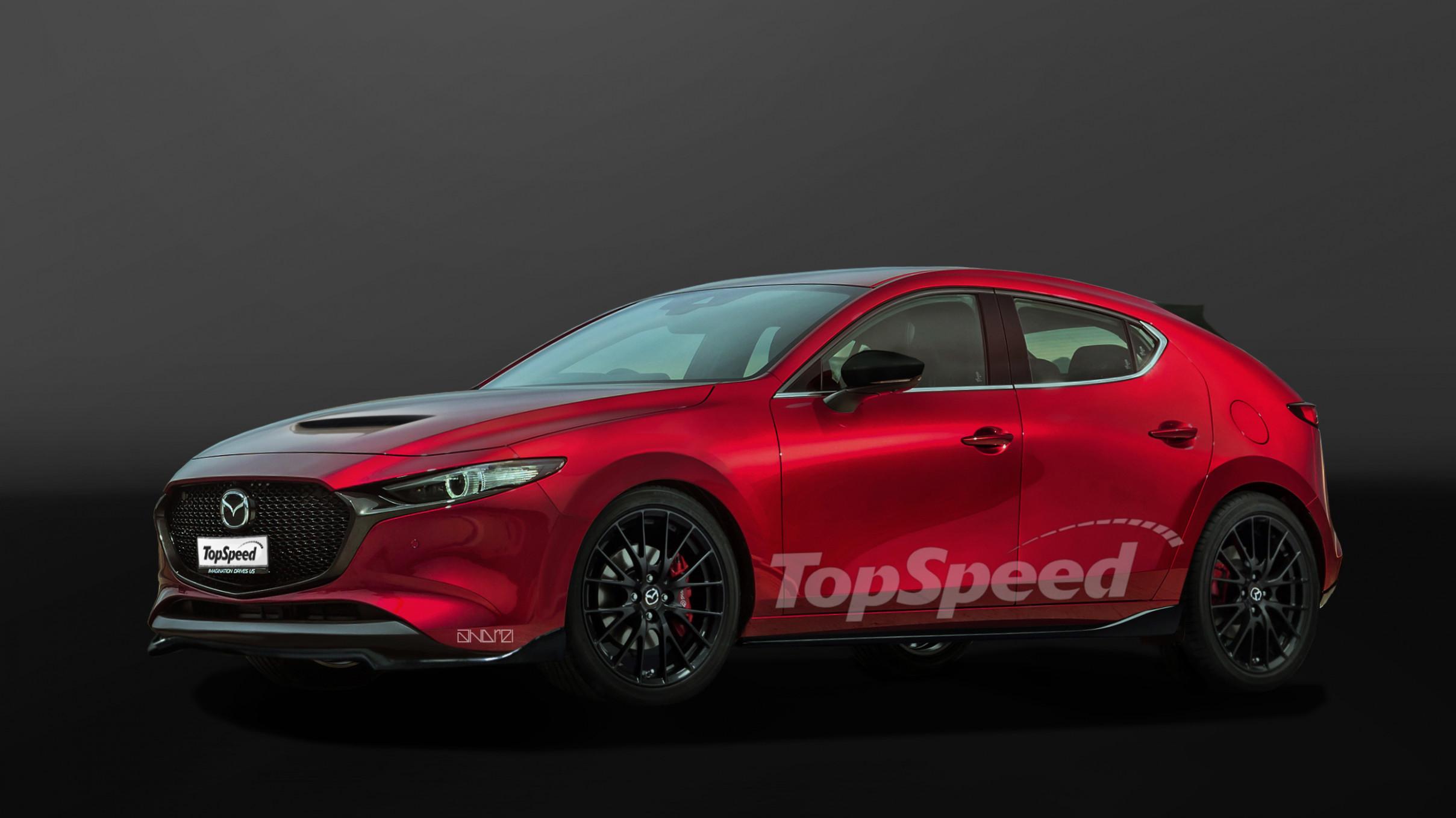 Photos 2022 Mazda 3 Hatch