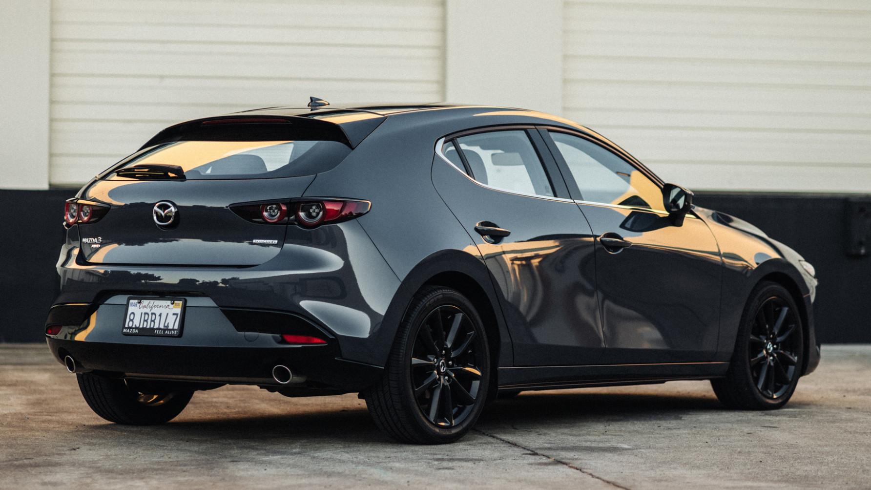 Wallpaper 2022 Mazda 3 Turbo