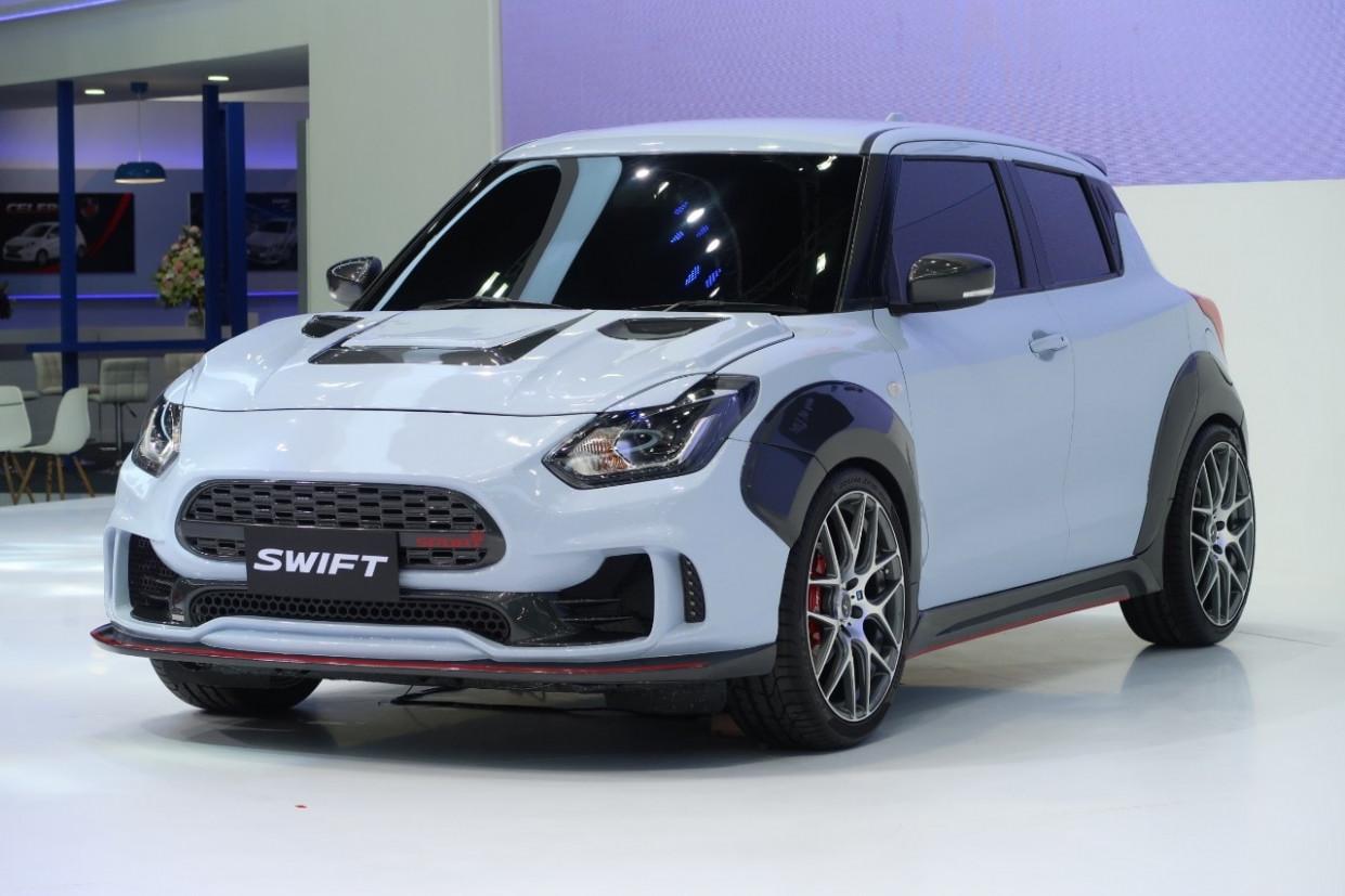 Specs 2022 Suzuki Swift
