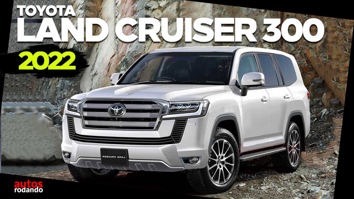 Redesign 2022 Toyota Land Cruiser Diesel