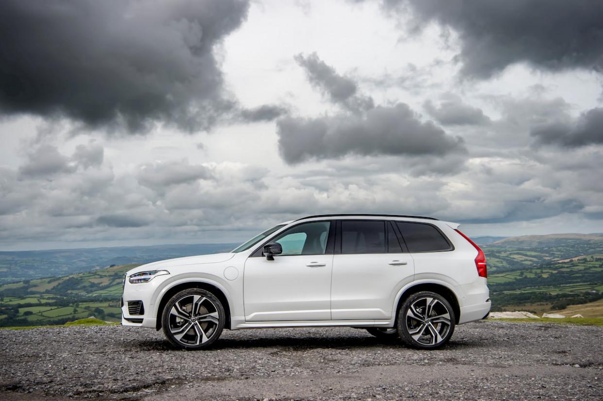 Picture 2022 Volvo Xc90 Redesign