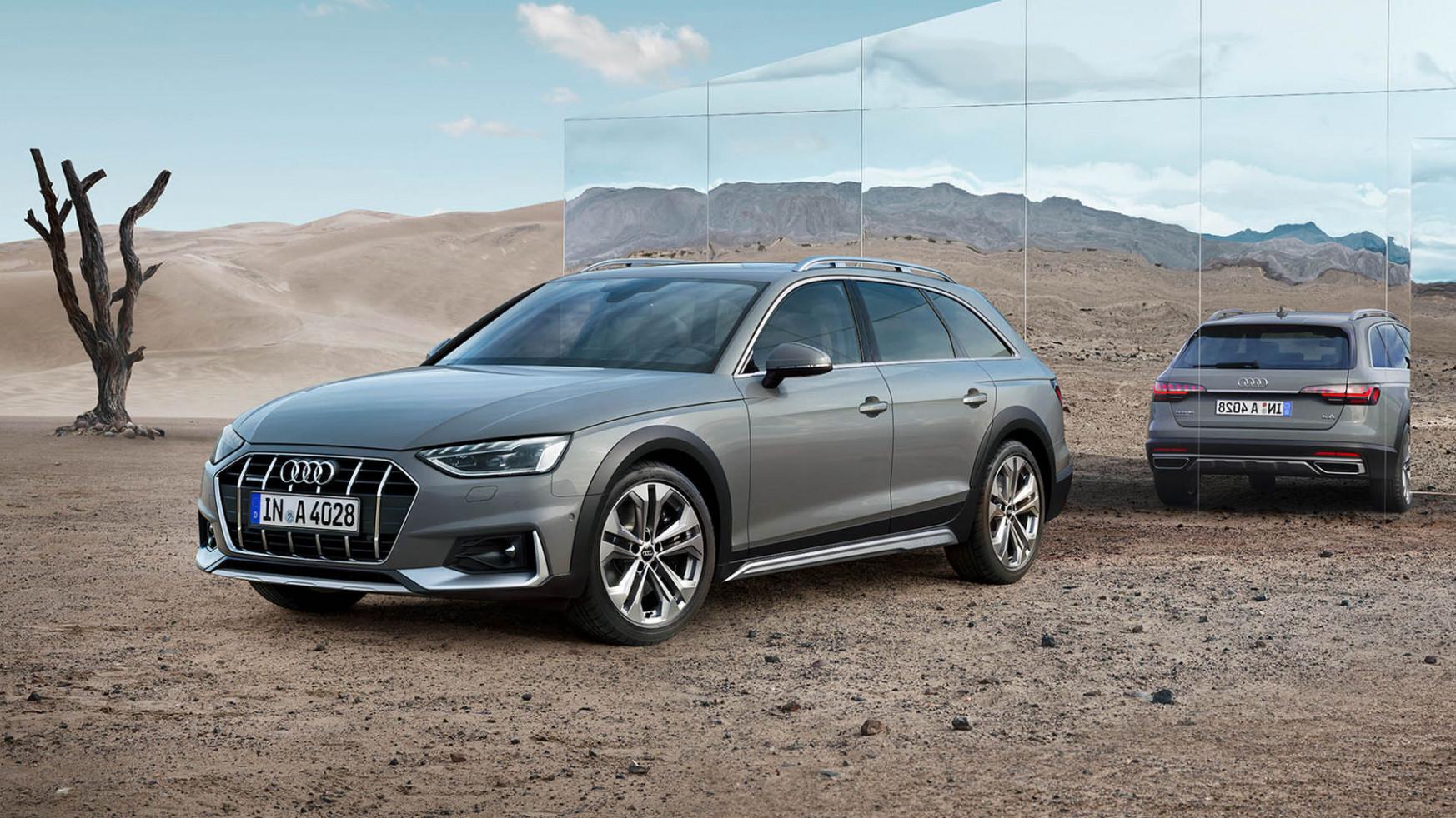 New Concept Audi A4 Allroad 2022