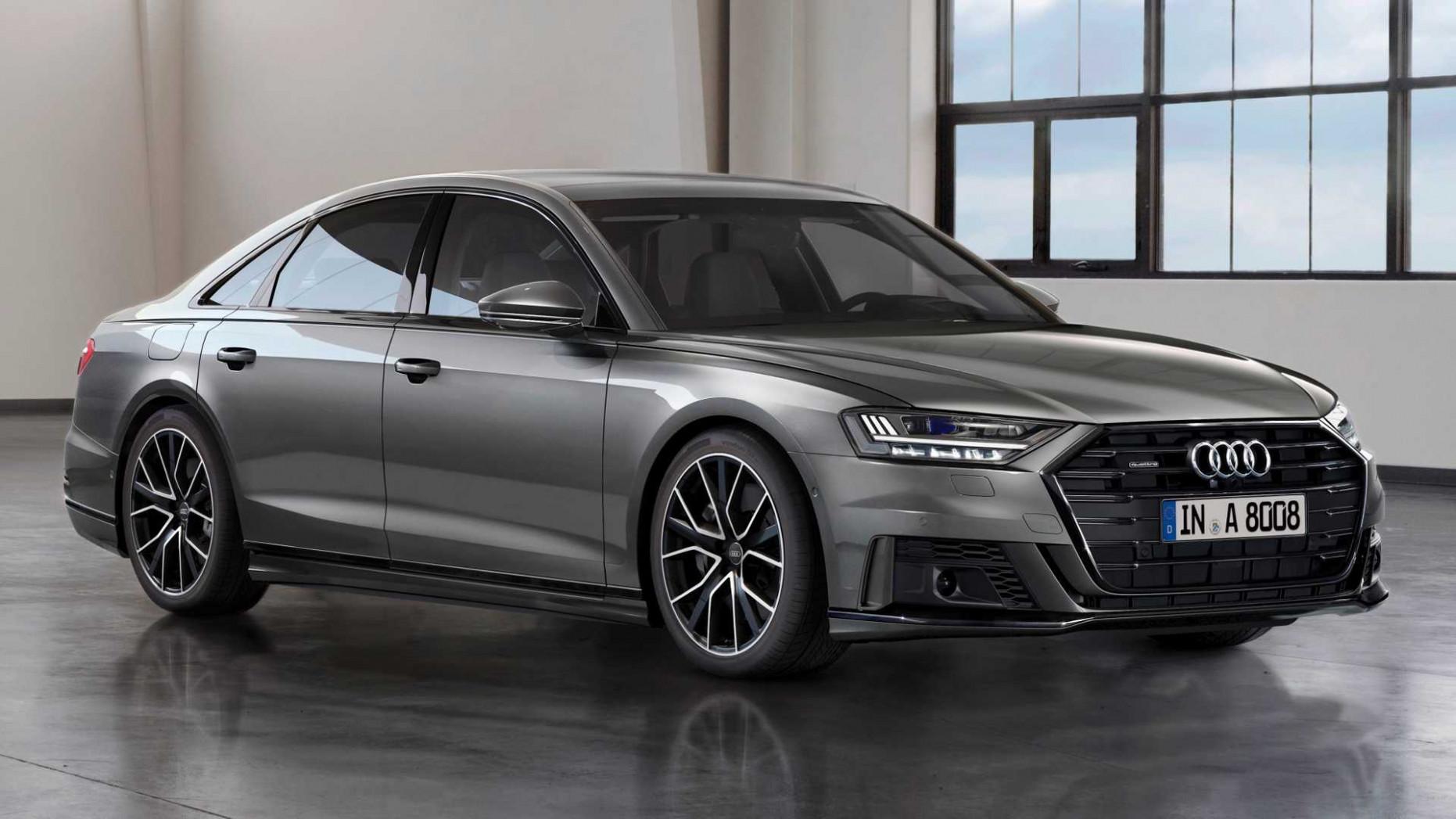 Rumors Audi A8