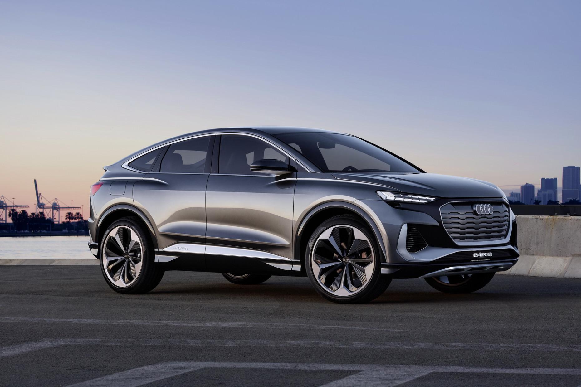 Pictures Audi Q4 2022