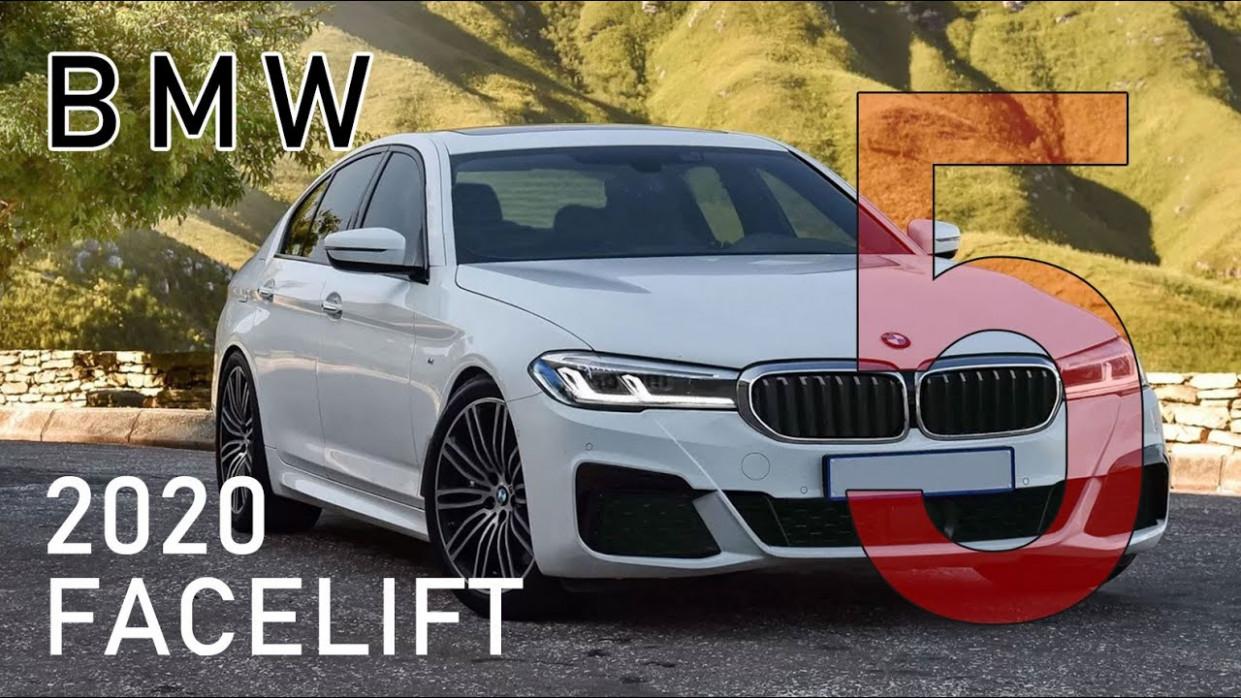 Specs BMW G30 Lci 2022