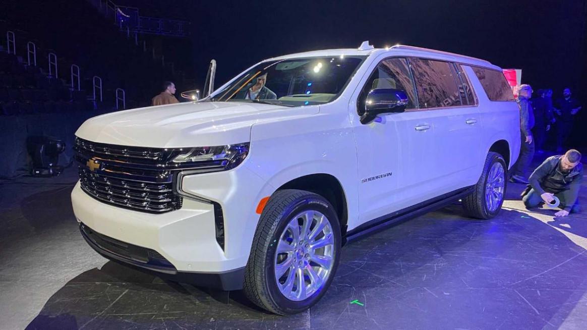 Overview Chevrolet Blazer Xl 2022
