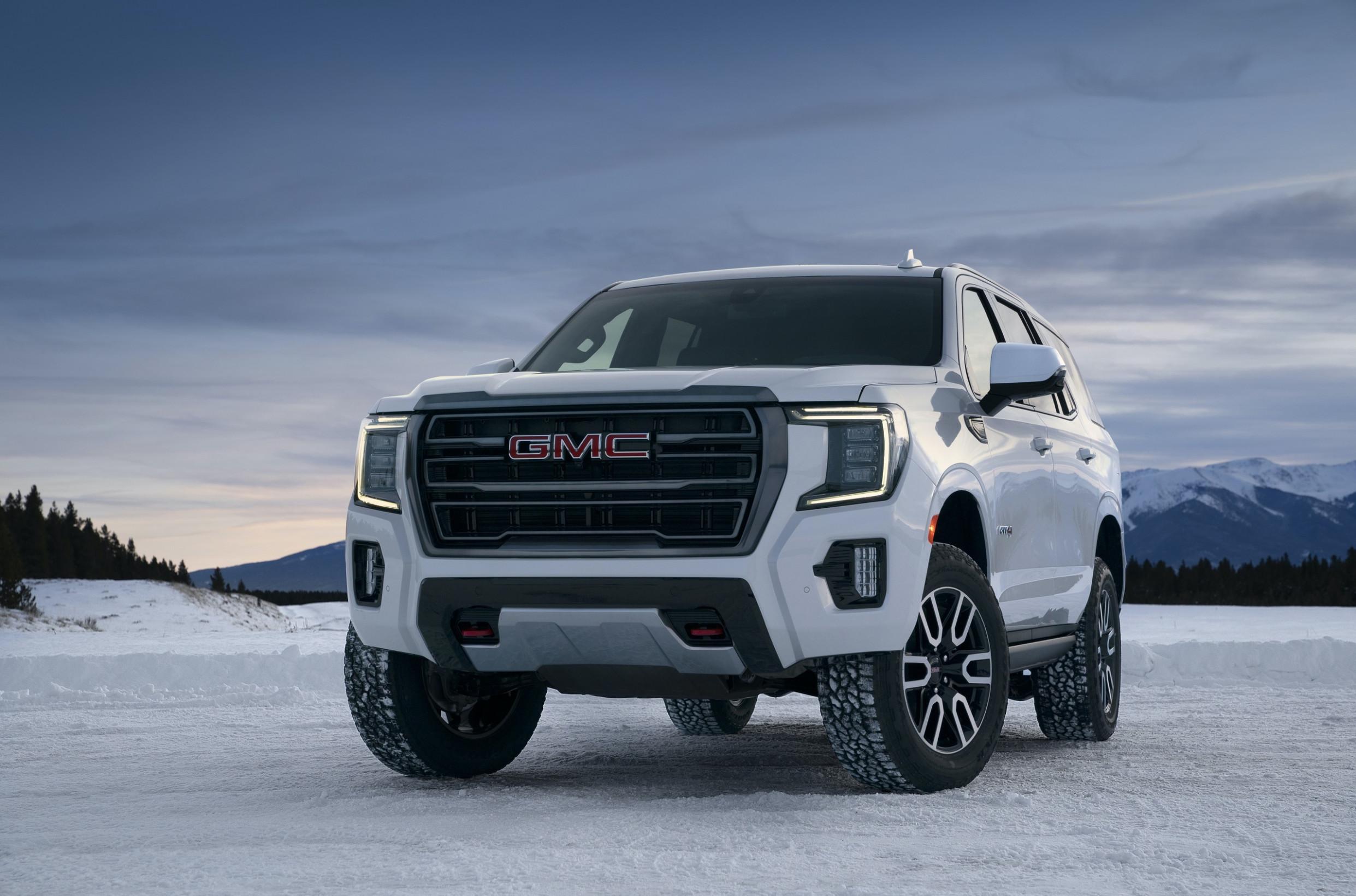 Release Date Chevrolet Yukon 2022