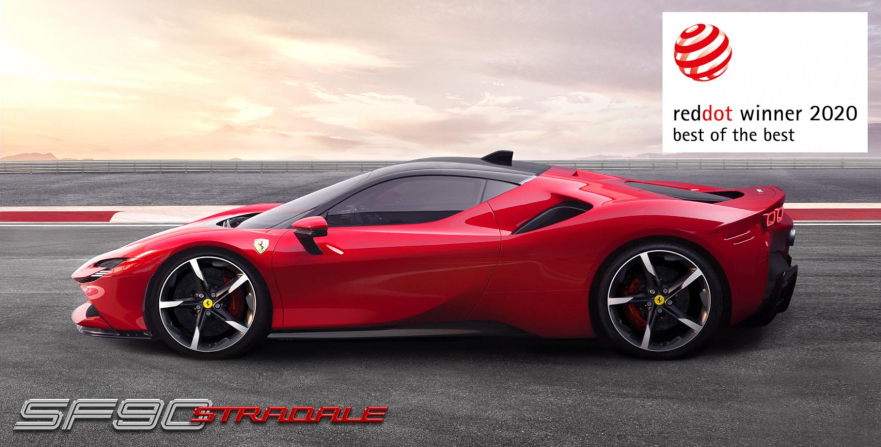 Concept and Review Ferrari 2022 F8 Tributo