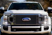 interior ford heavy duty 2022