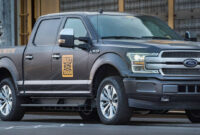 interior ford pickup 2022