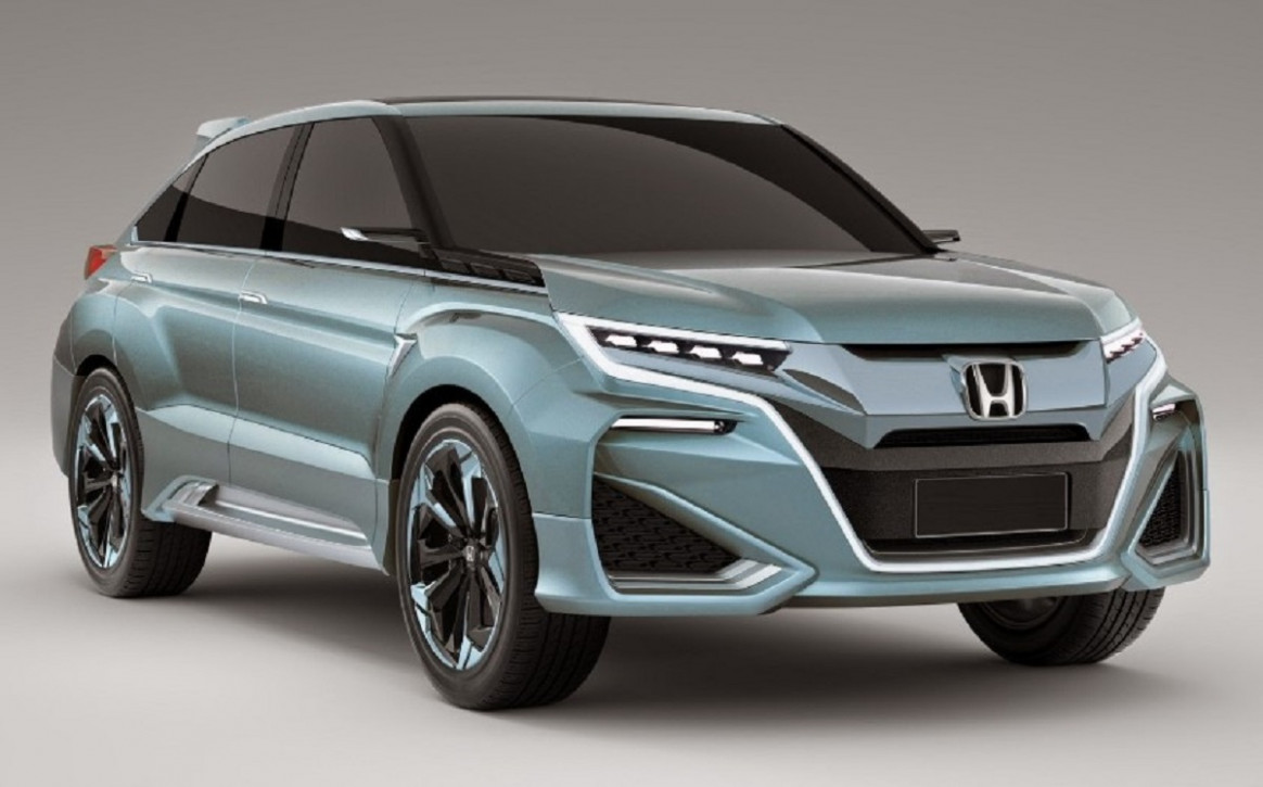Concept Honda Accord 2022 Redesign