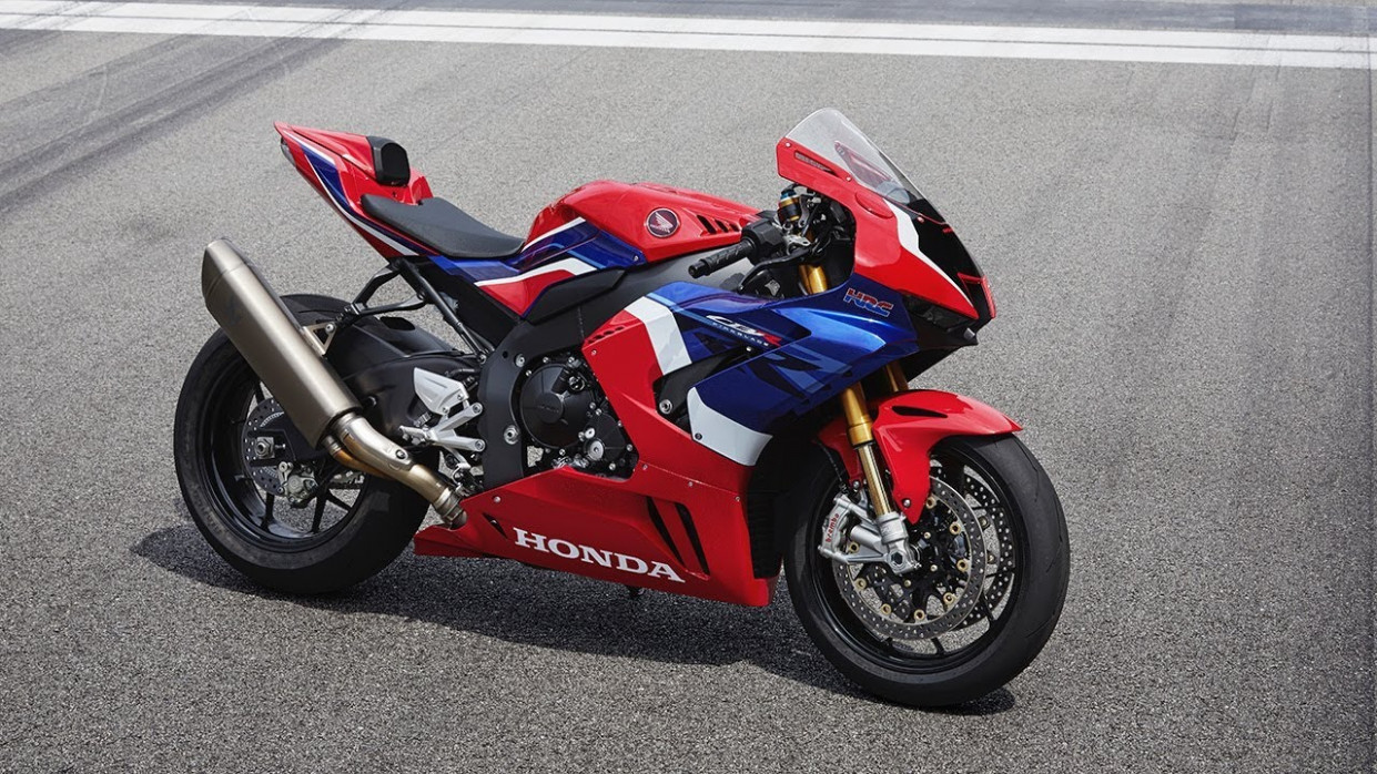 Redesign and Review Honda Fireblade 2022