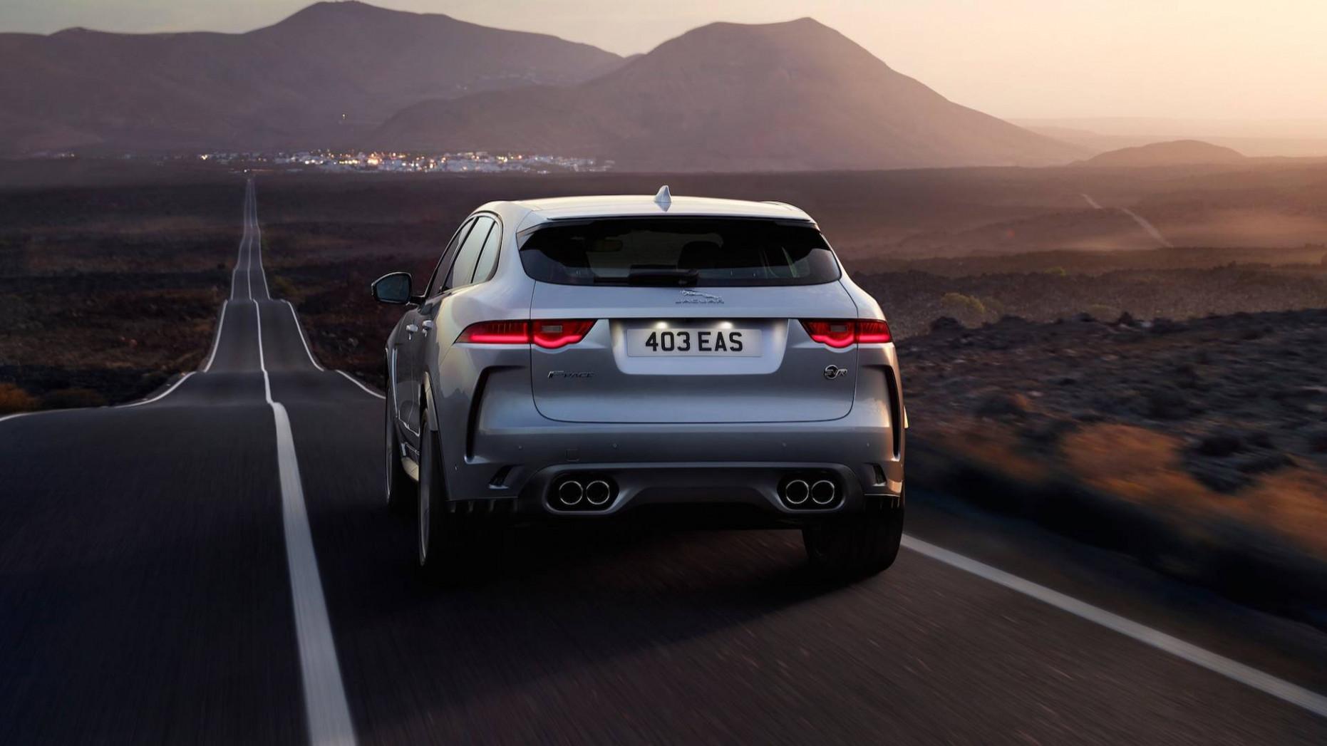 Exterior Jaguar New Models 2022