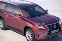 interior lexus gx hybrid 2022