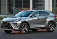 interior lexus nx new model 2022