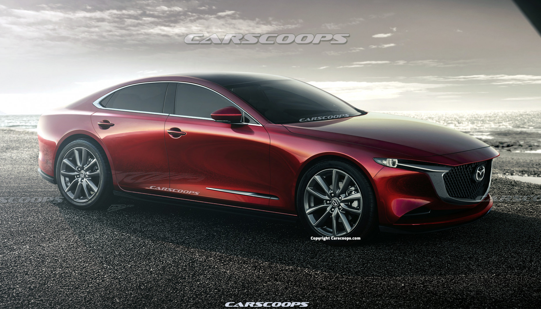 Review and Release date Mazda 6 2022 Interior