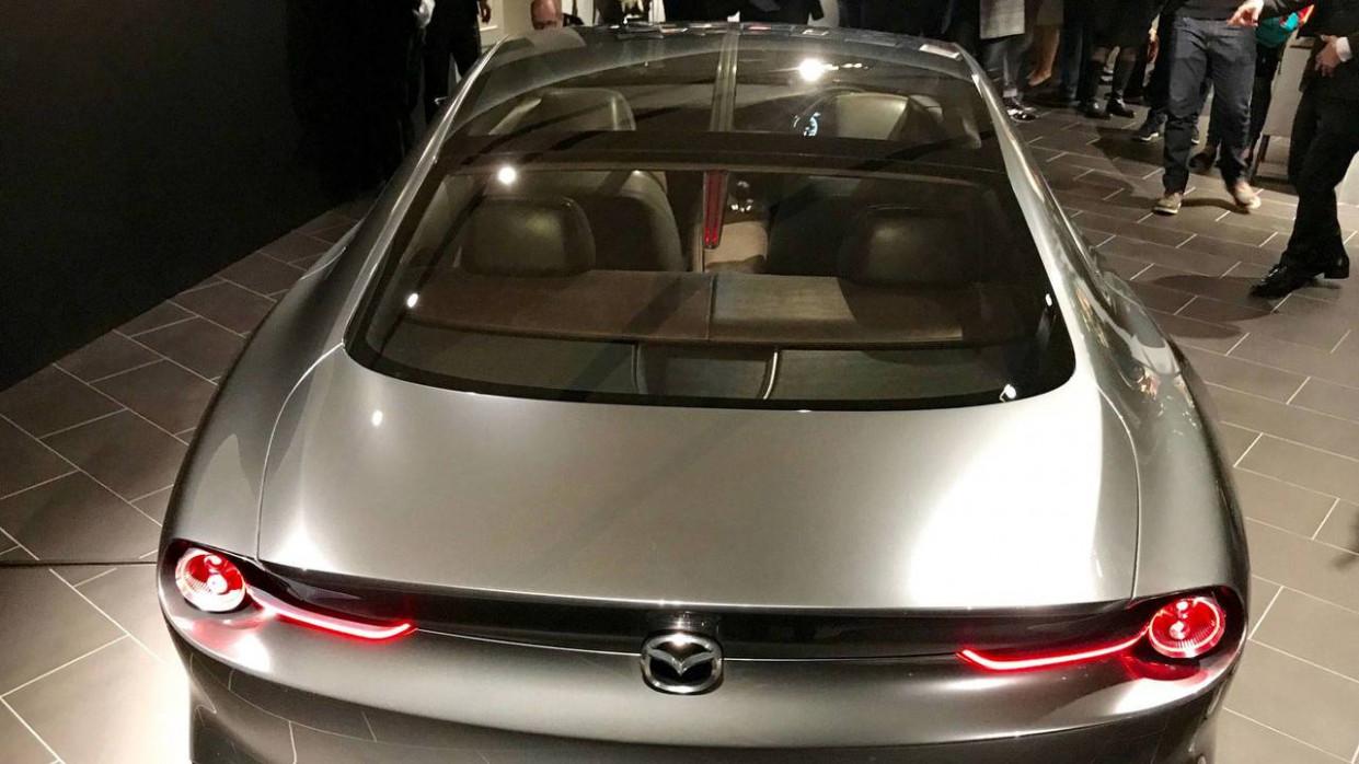 Interior Mazda Cx 9 2022 Interior