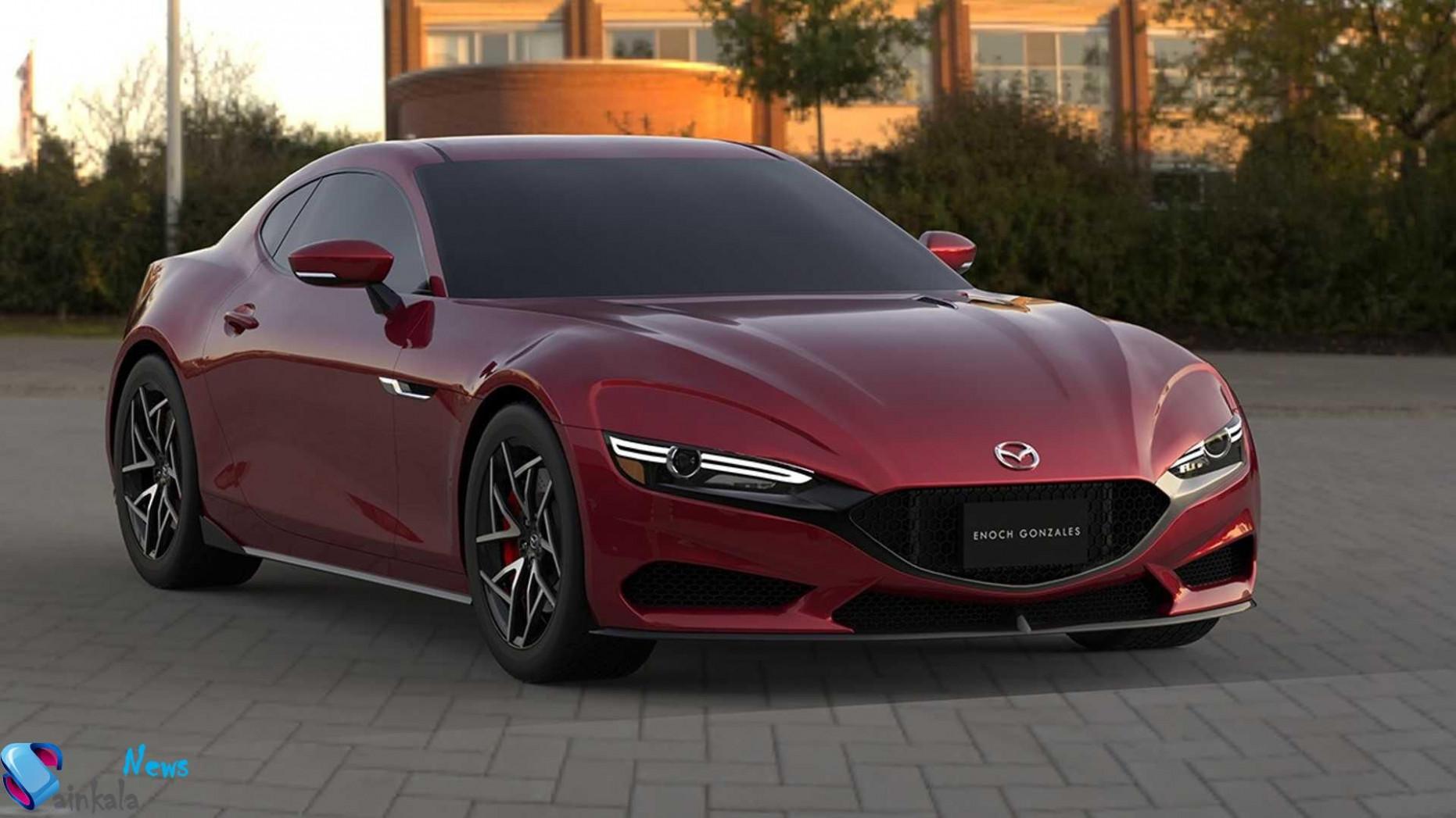 Interior Mazda Rx7 2022