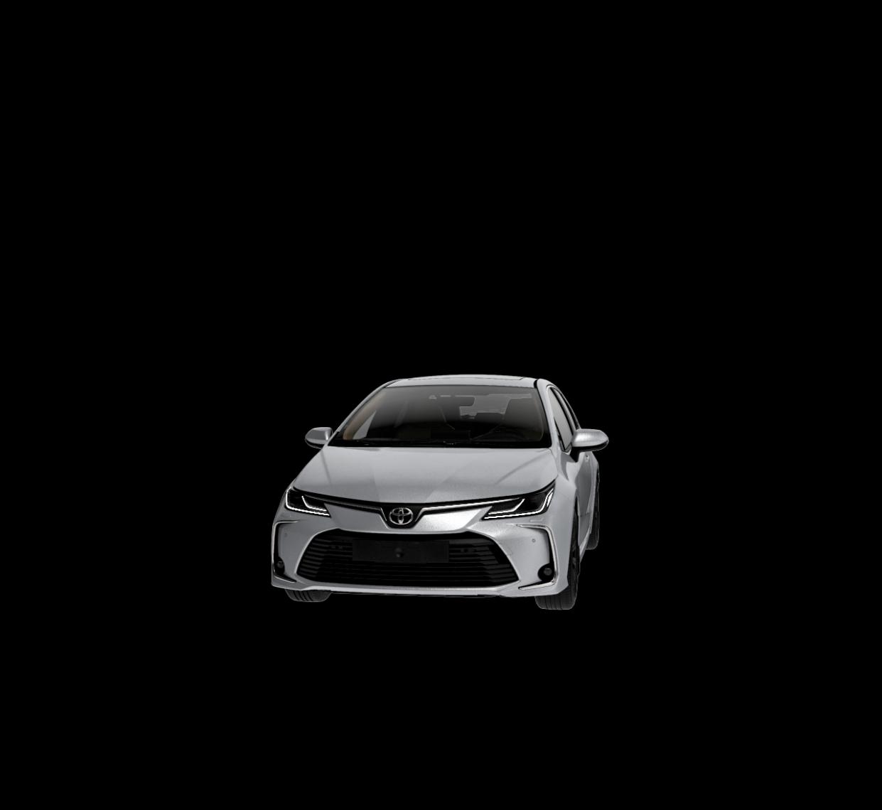 Concept Toyota Egypt Corolla 2022