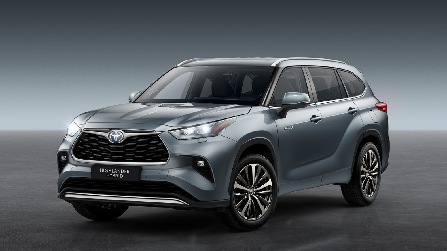 Interior Toyota Highlander 2022