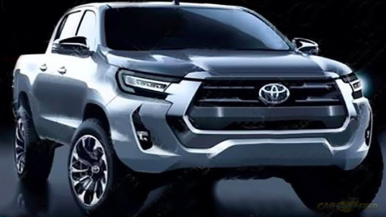 Release Toyota Hilux 2022 Usa