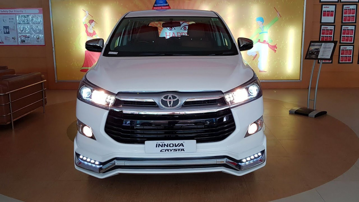 Concept and Review Toyota Innova 2022 Model
