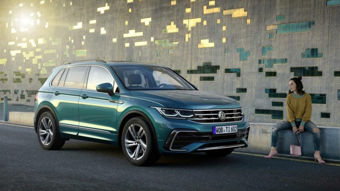 Release Volkswagen Tiguan 2022