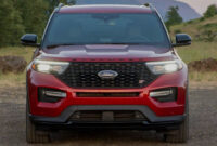 interior when does the 2022 ford explorer come out