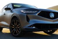 model 2022 acura mdx hybrid