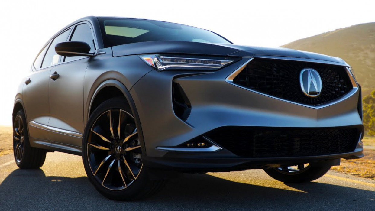Redesign and Concept 2022 Acura MDX Hybrid