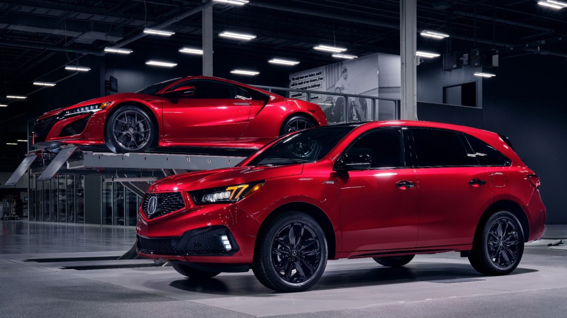 Overview 2022 Acura Mdx Pmc